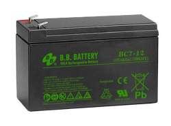 ups battery bb-battery bc7-12 12v 7ah